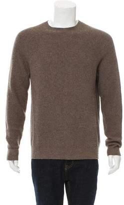 Alexander Wang Wool-Blend Crew Neck Sweater