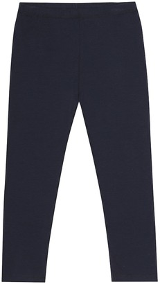 Il Gufo Stretch-cotton jersey leggings