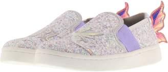 Sam Edelman Blake Lina Fairy Glitter Slip-On Sneaker