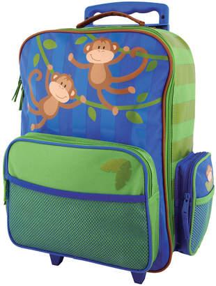 Stephen Joseph Monkey Classic Rolling Luggage