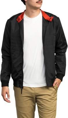 RVCA x Campbell Brothers Windbreaker Jacket