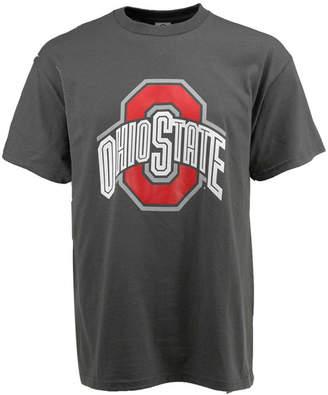 J America Men's Ohio State Buckeyes Identity Logo T-Shirt