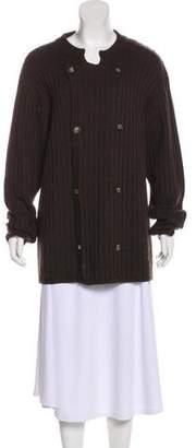 Fendi Wool Knit Cardigan