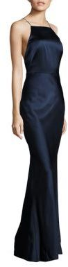 Jason Wu Sleeveless Satin Gown $1,995 thestylecure.com