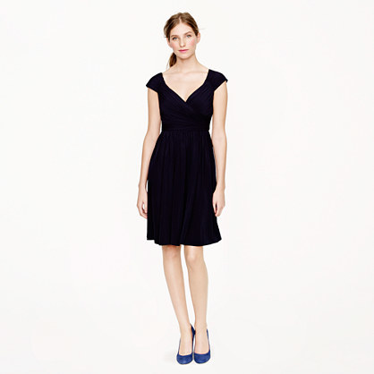 J.Crew Matilda dress in liquid jersey