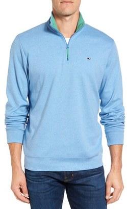 Men's Vineyard Vines Quarter Zip Sweater $98.50 thestylecure.com