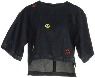 SteveJ & YoniP STEVE J & YONI P Denim shirts