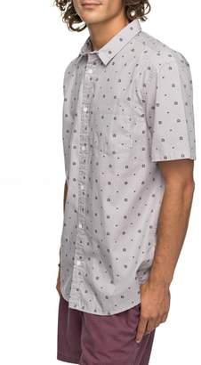 Quiksilver Kamanoa Short Sleeve Shirt