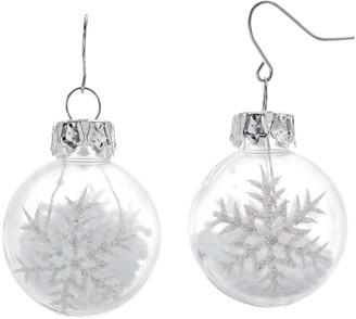 Ornament Drop Earrings
