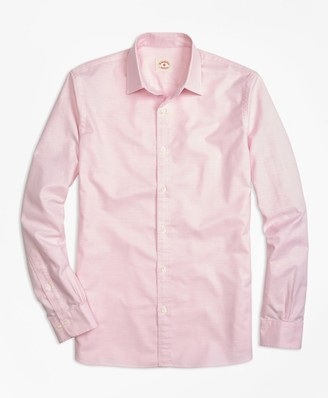 Brooks Brothers Nine-to-Nine Spread Collar Shirt
