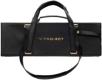 Y/Project ブラック アコーディオン バッグ