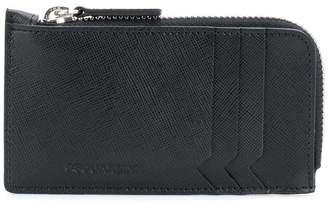 DSQUARED2 zipped cardholder