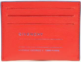 Givenchy 'address Tag' Cardholder