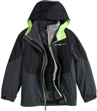 ZeroXposur Boys 8-20 Windsweep System Jacket