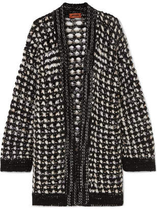 Missoni Wool-blend Cardigan - Black