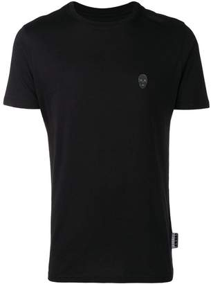Philipp Plein plain logo T-shirt