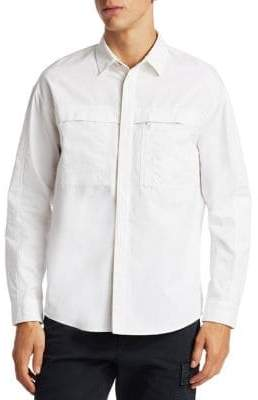 Saks Fifth Avenue x Anthony Davis X Anthony Overshirt