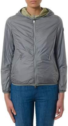 Colmar Dark Grey Reversible Hooded Bomber Jacket