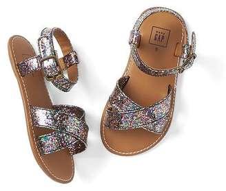 Shine crisscross sandals $24.95 thestylecure.com