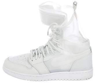 Nike Jordan 2018 Explorer XX High-Top Sneakers