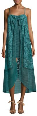 Imari Embroidered Dress $250 thestylecure.com