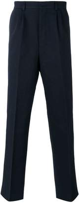 Ami Alexandre Mattiussi loose-fit tailored trousers
