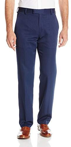 Kenneth Cole Reaction Men's Urban Heather Slim-Fit Pant
