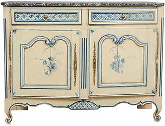 One Kings Lane Vintage Provencal Louis XV-Style Sideboard - Vermilion Designs