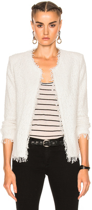 IRO Shavani Jacket $379 thestylecure.com
