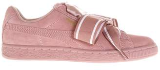 Puma Select Suede Heart Satin Ii Women's Sneakers