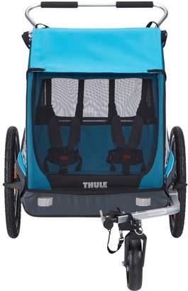 Thule Coaster XT Double Seat Bike Trailer