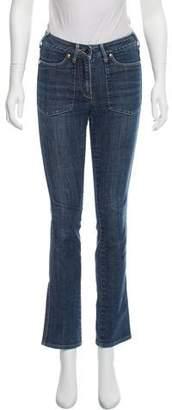 Sass & Bide Mid-Rise Straight-Leg Jeans