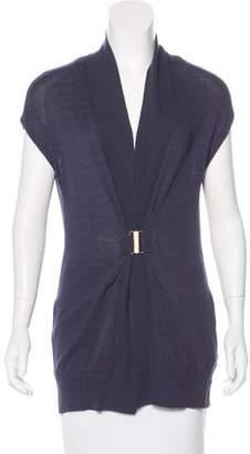 Brunello Cucinelli Knit V-Neck Vest