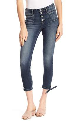 William Rast High Rise Crop Jeans