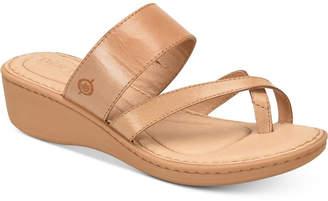 Børn Siene Wedge Sandals Women's Shoes