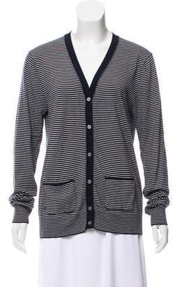 Boy By Band Of Outsiders Long Sleeve Knit Cardigan