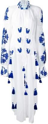 DAY Birger et Mikkelsen Yuliya Magdych 'Chestnut' tunic dress