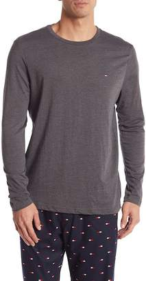 Tommy Hilfiger Long Sleeve Crew Neck Tee