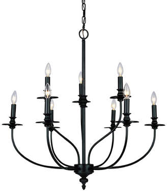 Laurèl Foundry Modern Farmhouse Giverny 9-Light Chandelier