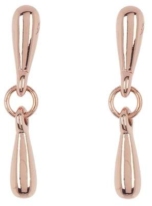Rebecca Minkoff Hinged Drop Stud Earrings