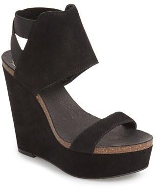 Women's Vince Camuto Kresta Platform Wedge Sandal $128.95 thestylecure.com
