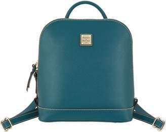 Dooney & Bourke Saffiano Leather Pod Backpack