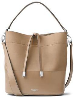 MICHAEL Michael KorsMichael Kors Collection Miranda Medium Leather Bucket Bag