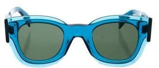 Celine Zoe Tinted Sunglasses w/ Tags
