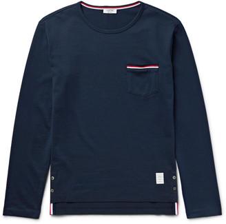 Cotton-Jersey T-Shirt $390 thestylecure.com