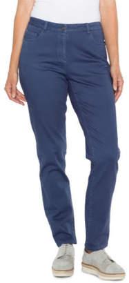 NEW Yarra Trail Petites Coloured Jean Blue