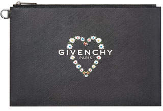 Givenchy Iconic Prints Medium Flat Pouch Bag