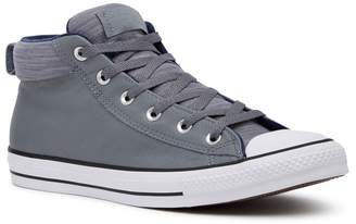 Converse Chuck Taylor All Star Street Mid Leather Sneaker (Unisex)