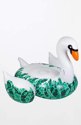Sunnylife Swan Banana Palm Pool Float