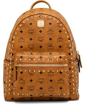 MCM Stark Outline Studs Smd Backpack